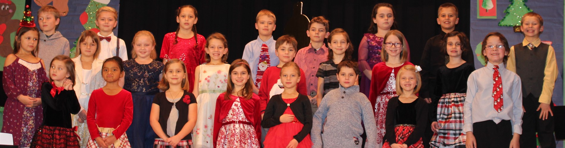 Christmas Concert - Second Grade