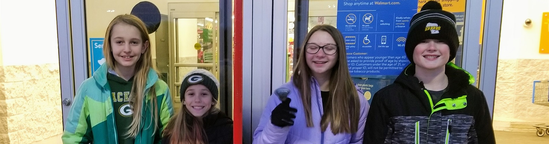 Ringing Bells to Help Others