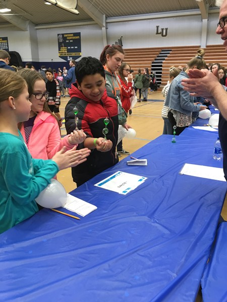 Middle school attended STEMFEST
