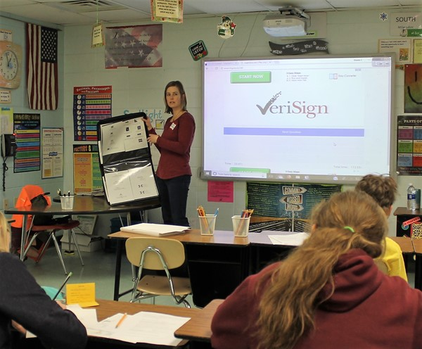 Presenter Heather Mersberger - Graphic Designer