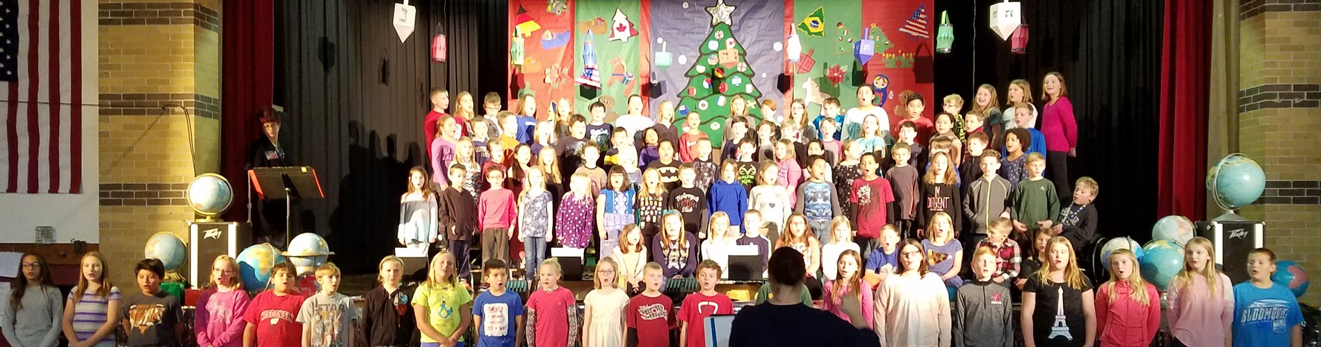 Winter Holiday Concert Grades 2-5
